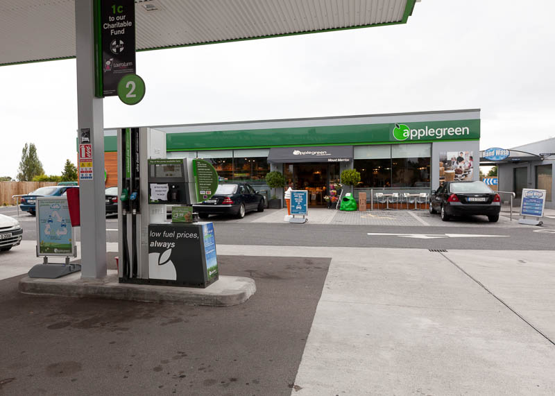 Service Station Applegreen Mount Merrion 2